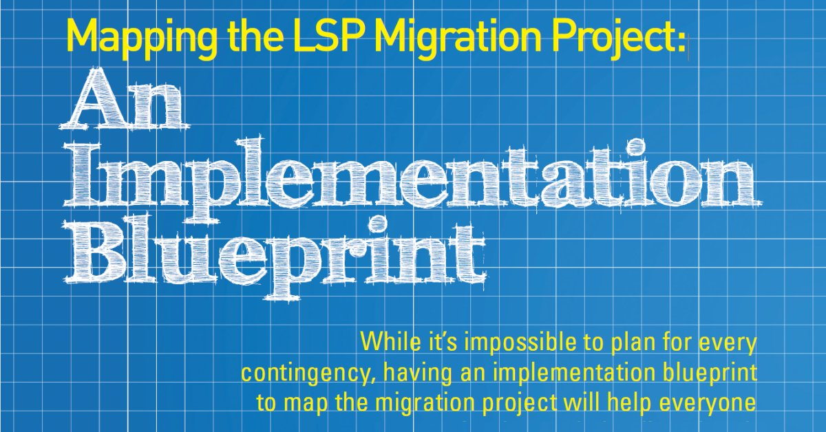 Feature mapping the lsp migration project an implementation blueprint malvernweather Gallery
