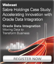 Sabre Holdings Case Study Webcast