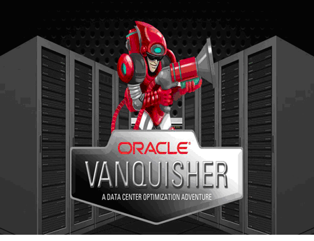 Oracle VANQUISHER / a data center optimization adventure