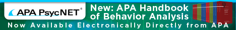 APA Handbook of Behavior Analysis