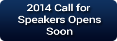 2014 Call for Speakers Opens Soon