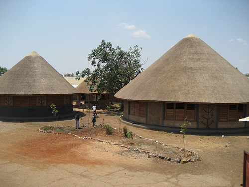 african architecture traditional building architectural lusaka library africa buildings village zambia thatched homesteads ancient roof larger meyers