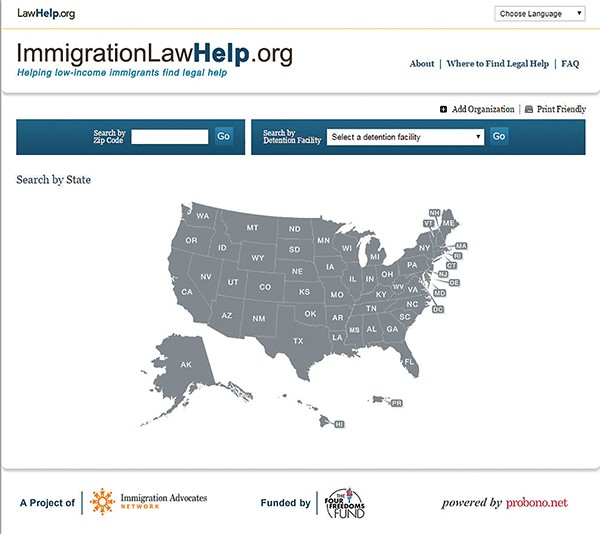 Immigration Law Help